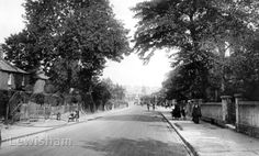Perry Hill, towards Catford - Lewisham Borough PhotosLewisham Borough Photos