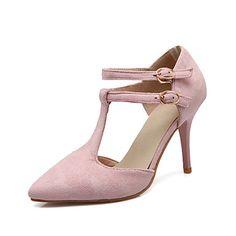 Women's Shoes Fleece Stiletto Heel Pointed Toe Pumps Shoes Dress More Colors available – AUD $ 42.89