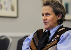 College professor with autism Dr. Temple Grandin presently works as a Professor of Animal Science at Colorado State University. She also speaks around the world on both autism and cattle ...