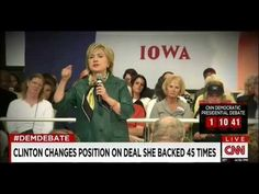 Democrats Question Hillary Clinton's Authenticity & Electability - YouTube