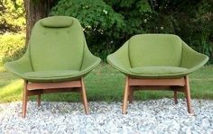 George Mulhauser Plycraft Chair | MCM Plycraft chairs designed by George Mulhauser