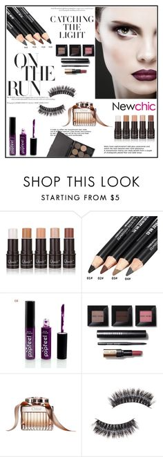 """""""NewChic 9. 28.12.2016"""" by goharkhanoyan ❤ liked on Polyvore featuring beauty, Bobbi Brown Cosmetics and newchic"""