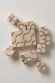Ant-Antics Block Set - anthropologie.com