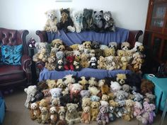 From Charlie Bears collector - Sharon Hill