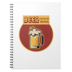 Bachelor Party Funny BEER ME IM THE GROOM Notebook - married gifts wedding anniversary marriage party diy cyo