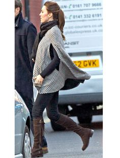 Where Kate Middleton Shops for Maternity Clothes