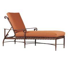 Patio Renaissance | Forenze Chaise Lounge |