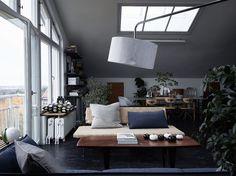 Au dessus des toits en Suède - PLANETE DECO a homes world