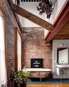 Apartamento no Brooklyn, em Nova York. Projeto por Alexandros Washburn. #arquitetura #arte #art #artlover #design #architecturelover #instagood #instacool #instadesign #instadaily #projetocompartilhar #shareproject #davidguerra #arquiteturadavidguerra #arquiteturaedesign #instabestu #decor #architect #criative #interiores #estilos #combinações #brooklyn #novayork #alexandroswashburn