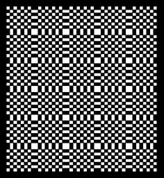 Crochet Pattern Optical Illusion 1 Black & White by Hookintothebeat - £6.00