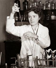 En Zona Feminista: Mujeres Ganadoras del Premio Nobel (XIX). Gerty Theresa Cori