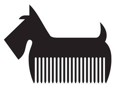 The Dog House logo. A Dog Grooming salon. I'm amazed this hasn't been posted before. Dog Grooming Salons, Dog Grooming Business, Pet Grooming, Dog Logo Design, Graphic Design, Logo Luxury, Dog Branding, Dog Salon, Communication Art