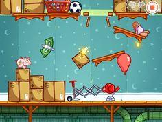 Casey's Contraptions, nuevo juego de Rovio - Luego del éxito de Angry Birds, los ejecutivosde la empresa creadora de los pajaritos enojados, se decidieron por adquirir Casey's Contraptions, un puzle muy entretenido. En nuestro blog de tecnología mostramos los detalles. ¡Pasen y lean!  http://blog.mp3.es/rovio-nuevo-juego-casey-contraptions/?utm_source=pinterest_medium=socialmedia_campaign=socialmedia