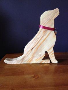 Labrador pine door topper