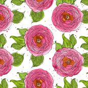 CotyFlower fabric