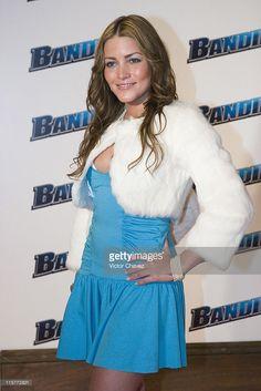 Adriana Fonseca during 'Bandidas' Mexico City Premiere at Gran Hotel de la Ciudad de Mexico in Mexico City, Mexico.