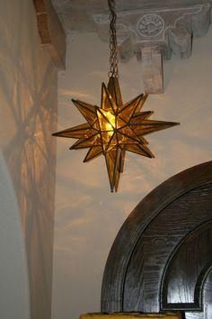 Moravian Star.