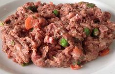 Dry dog food is the cause of most pancreatitis in dogs. The cure is it's removal and feeding a tasty, lean, homemade low fat dog food. # Dogs food Pancreatitis in Dogs Part 2 - Feed Low Fat Dog Food- Dogs First Raw Dog Food Make Dog Food, Best Dog Food, Best Homemade Dog Food, Dry Dog Food, Pet Food, Low Fat Dog Food, High Protein Dog Food, Dog Treat Recipes, Healthy Dog Treats