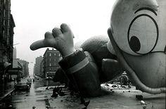 Macy's Balloon by Susan McCartney, 1964