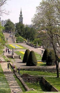Kalemegdan park - Belgrade, Serbia