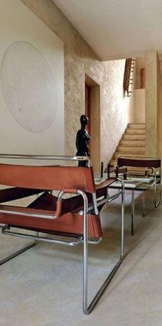 urbnite:Wassily Chair by Marcel Breuer