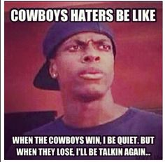 Chris Tucker on Cowboys haters...