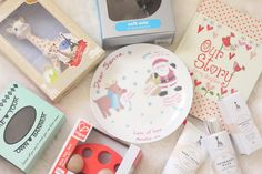 CHRISTMAS GIFT GUIDE 2014: BABY'S 1ST CHRISTMAS