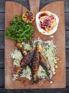 | sardinele Rețete de pește | Jamie Oliver Rețete