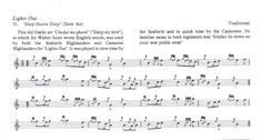 braveheart theme song sheet music for bagpipes - Google Search