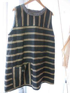 corey & co   striped tunic