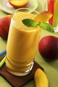 'Tis the Season: 'Tis the Season for Shakes & Smoothies - Peach Milkshake with peaches, pineapple juice, vanilla ice cream, sugar & milk Peach Milkshake, Peach Mango Smoothie, Green Tea Smoothie, Avocado Smoothie, Juice Smoothie, Carrot Smoothie, Vanilla Smoothie, Strawberry Smoothie, Juice 2