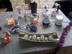 table de fete de la party traditionnelle