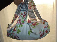 52870023 Drawstring Backpack, Gym Bag, Creative, Blog, Scrappy Quilts, Tela, Sacks, Purses, Dressmaking