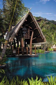 Luxury Hotel in #Boracay - Shangri-La's Boracay Resort and Spa