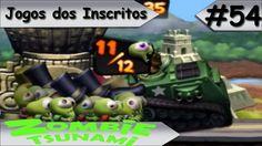 JOGOS DOS INSCRITOS - Zombie Tsunami - #54