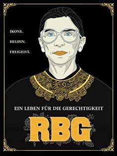 Amazon.de: RBG - Ein Leben für die Gerechtigkeit [dt./OV] ansehen | Prime Video