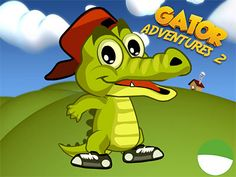 Gator Adventure 2 is a free Platform Games. If you want to play more games, check out: Gator Adventure game, Flappy Pou Adventure game, Ben10 Fighting Adventure game. To play even more games, head over to the Collecting Platform games at ChipGames.net