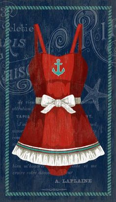 (http://www.caronsbeachhouse.com/red-anchor-swimsuit-beach-sign-art/)