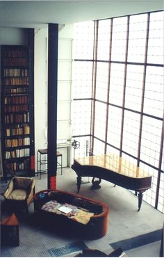 France. Maison de Verre, Paris, 1937 // architect Pierre Chareau