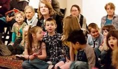 Small Frye: Storytelling in the Galleries Seattle, WA #Kids #Events