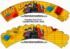 Lego Movie: Free Party Printables.