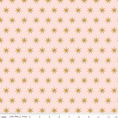 Just Sayin Star Pink SPARKLE SC6893-pink  Designer: My Minds Eye Brand: Riley Blake Designs Width: 43/44 Content: 100% quilt weight cotton Washing Instructions: Machine Wash Cold/ Tumble Dry Low Re-orderable: YES  FABRIC IS CUT CONTINUOUS EXCEPT FOR FAT QUARTERS. To purchase a