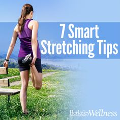Get the most out of your stretches by working opposing muscles, and other workout.