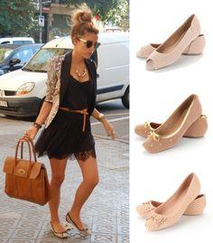 Look Fashion + Sapatilha