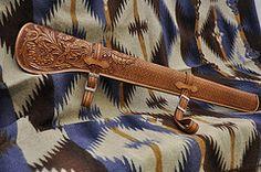 rifle scabbard-SR
