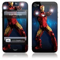 Get ready for the new Iron Man movie!