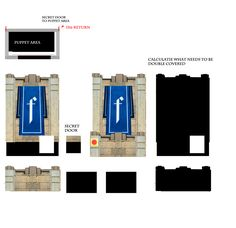 shrek the musical stage design - Google Search