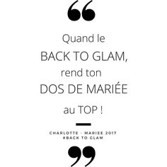 «Quand Le Back to glam rend ton dos de mariée au top !»Merci Charlotte ❤️ @charlotte_ness........#realbride #backtoglam #glamgirl #soutiengorge #ledosestlenouveaudecollete #backless #weddingdress #mariee #robedemariee #Temoignage #beautifulback #glamour#dosnu #glamendosnu #invisible #bra #invisiblebra #merci #thanks #paris #wedding #lingerie #fashion #robedosnu #backlessbra #bridalgown #beautiful #weddingfashion #mariage Charlotte, Marie, Thanks, Clermont, Cards Against Humanity, Solution, Instagram, Backless, Glamour