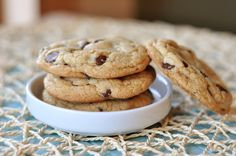Chocolate Chip Cookies {The Best Recipe!} via @melskitchencafe