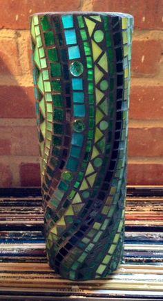 diseno de mosaicos para floreros - Google-Suche